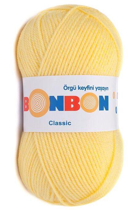 BONBON - BONBON KLASİK 98210 Saman Sarı