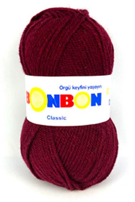 BONBON - BONBON KLASİK 98220 Bordo