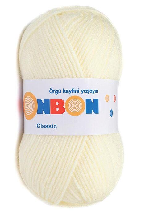 BONBON - BONBON KLASİK 98223 Açık Krem