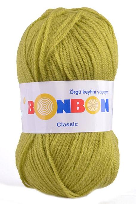 BONBON - BONBON KLASİK 98229 Koyu Fıstık Yeşili