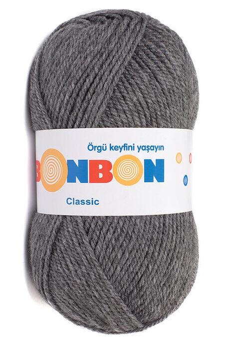 BONBON - BONBON KLASİK 98242 Koyu Gri