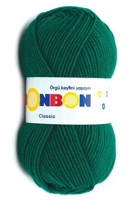 BONBON - BONBON KLASİK 98325 Ördek Başı Yeşil