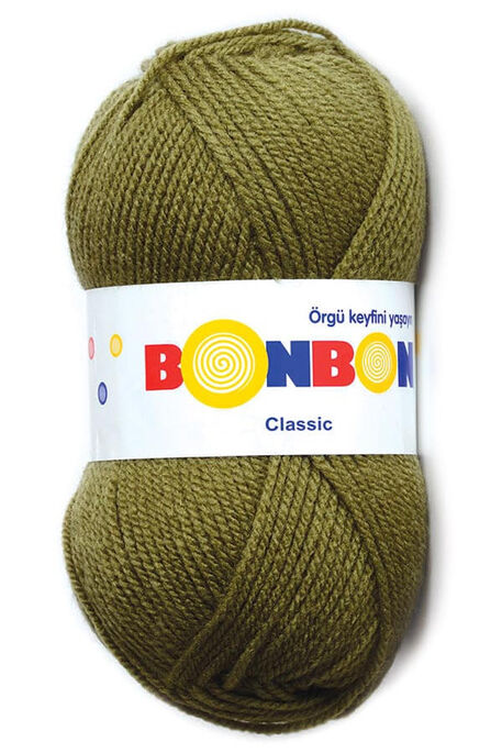 BONBON - BONBON KLASİK 98326 Yaprak Yeşili