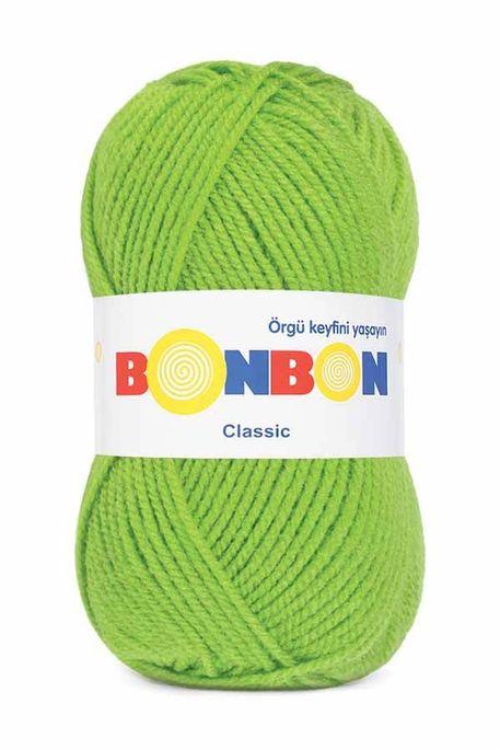 BONBON - BONBON KLASİK 98401 Yeşil Elma