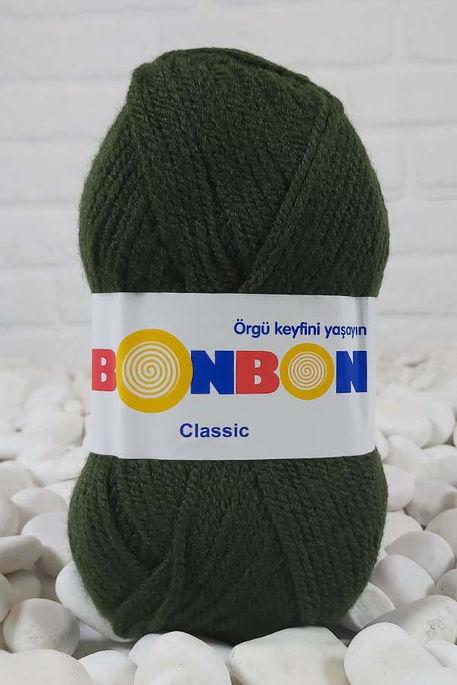 BONBON - BONBON KLASİK 98579 Haki