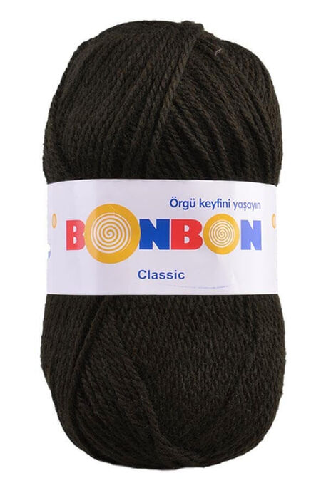 BONBON - BONBON KLASİK 98586 Koyu Haki