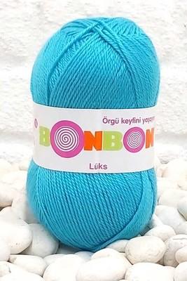 BONBON - BONBON LÜKS 98238 Turkuaz
