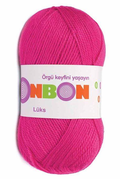 BONBON - BONBON LÜKS 98396 Neon Pembe