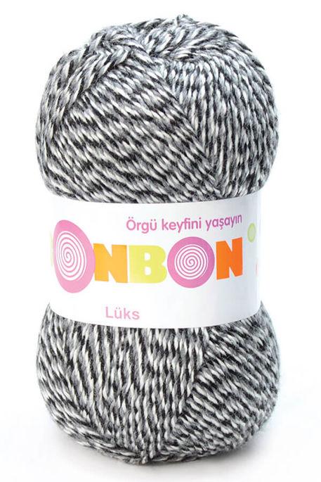 BONBON - BONBON LÜKS 98565 Gri Muline