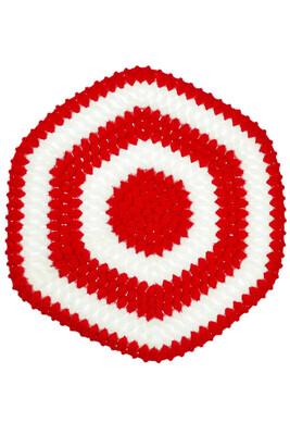 HOBİTU - EL ÖRGÜSÜ LİF 211 - Kırmızı