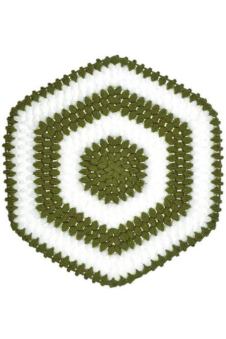 HOBİTU - EL ÖRGÜSÜ LİF 687 - Yaprak Yeşil