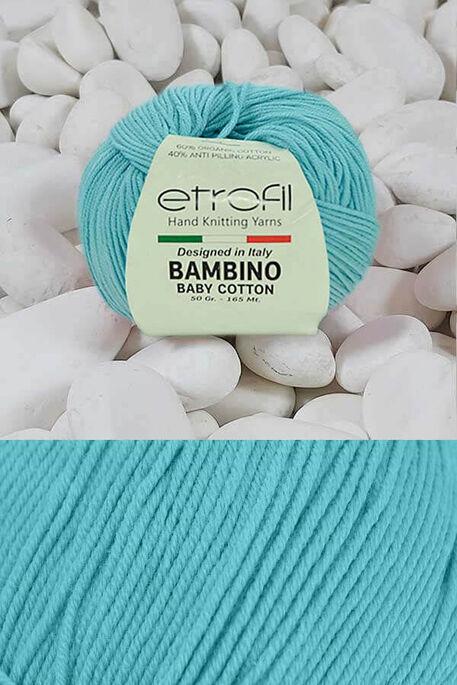 ETROFİL - ETROFİL BAMBİNO BABY COTTON 70511 A.Mavi