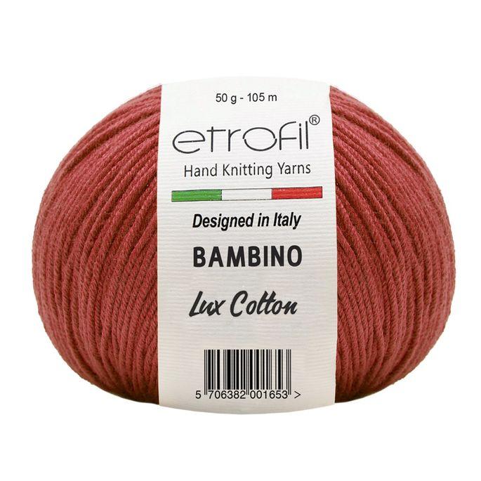 ETROFİL - ETROFİL BAMBİNO LUX COTTON 70330 Kırmızı
