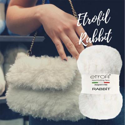 ETROFİL - ETROFİL RABBIT 70111 Açık krem
