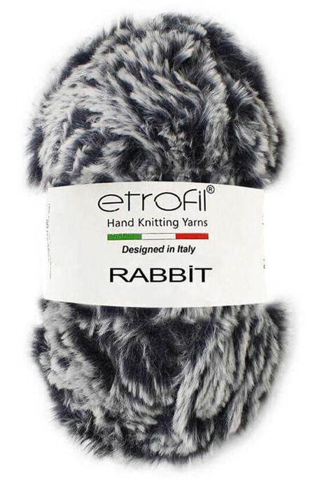 ETROFİL - ETROFİL RABBIT 70548 Lacivert beyaz