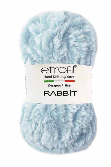 ETROFİL - ETROFİL RABBIT 70552 B.Mavi Beyaz