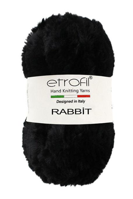 ETROFİL - ETROFİL RABBIT 70906 Siyah