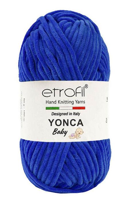 ETROFİL - ETROFİL YONCA BABY 70521 Saks Mavi