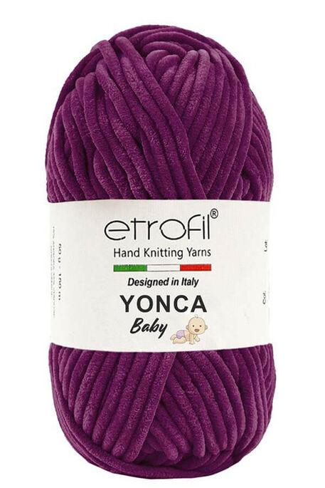 ETROFİL - ETROFİL YONCA BABY 70609 Patlıcan Moru