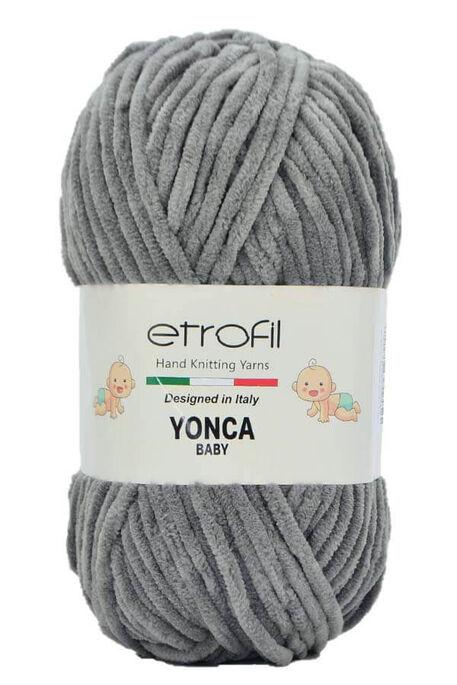 ETROFİL - ETROFİL YONCA BABY 70952 Orta Gri