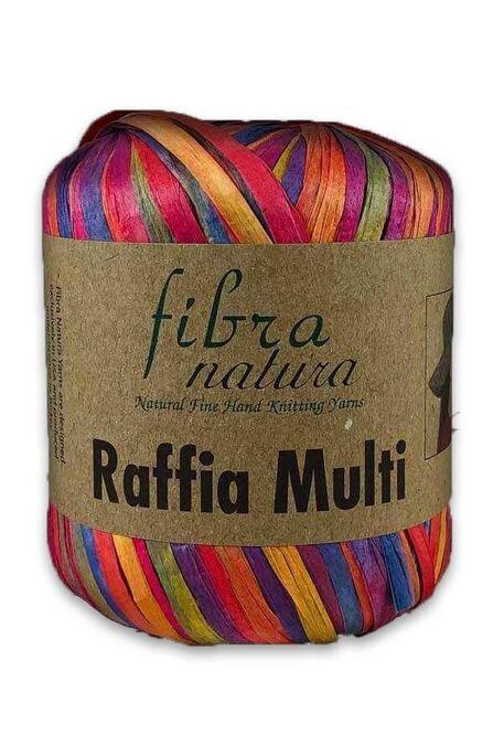 FIBRA NATURA - FİBRA NATURA RAFFİA MULTİ 117-01