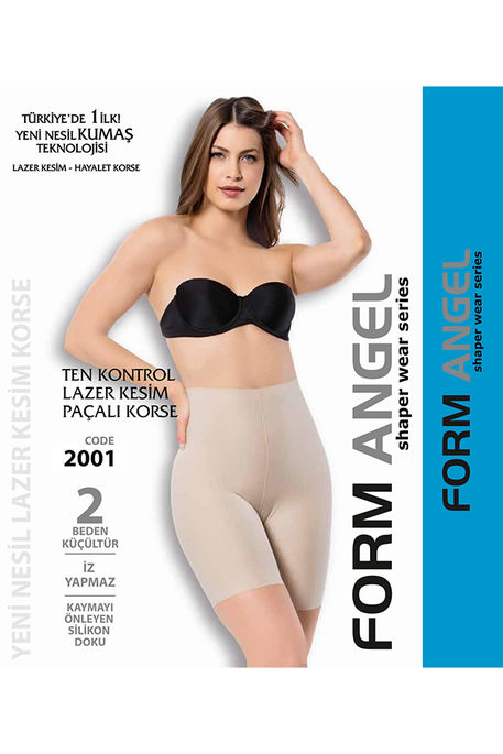 FORM ANGEL - FORM ANGEL 2001 PAÇALI KORSE LAZER KESİM