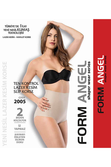 FORM ANGEL - FORM ANGEL 2005 SLİP KORSE LAZER KESİM