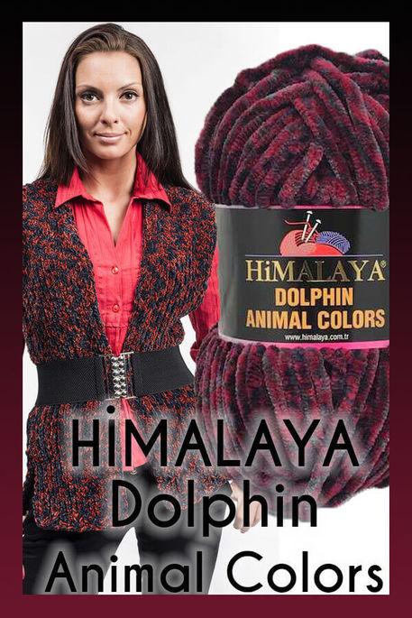 HİMALAYA - HİMALAYA DOLPHİN ANİMAL COLORS 83104