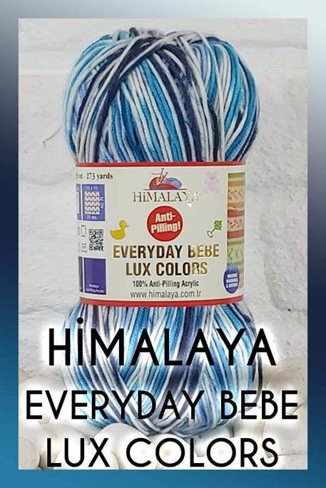 HİMALAYA - HİMALAYA EVERYDAY BEBE LUX COLORS 71404