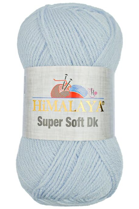 HİMALAYA - HİMALAYA SÜPER SOFT DK 80723 Bebe Mavi