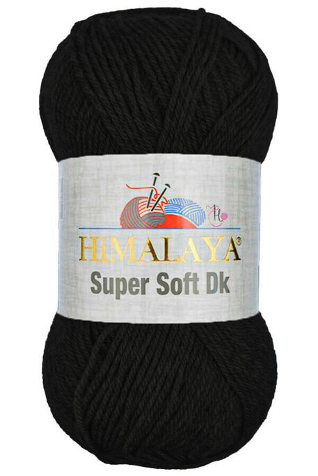 HİMALAYA - HİMALAYA SÜPER SOFT DK 80750 Siyah