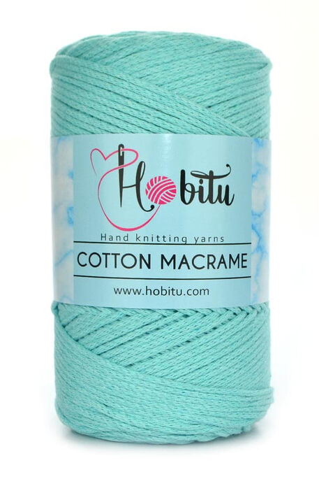 HOBİTU YARNS - HOBİTU COTTON MACRAME 175