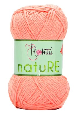 HOBİTU YARNS - HOBİTU NATURE 195 SOMON