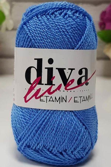 DİVA - ETAMİN İŞ ORLONU 17 Mavi