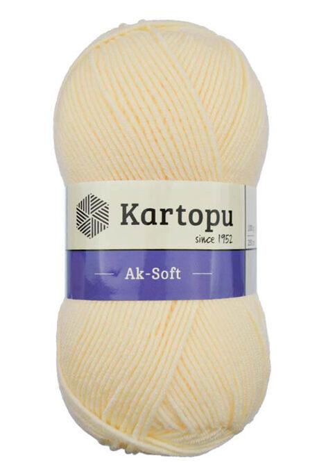 KARTOPU - KARTOPU AK-SOFT K025 Krem