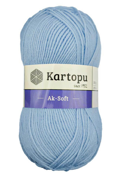 KARTOPU - KARTOPU AK-SOFT K544 Mavi