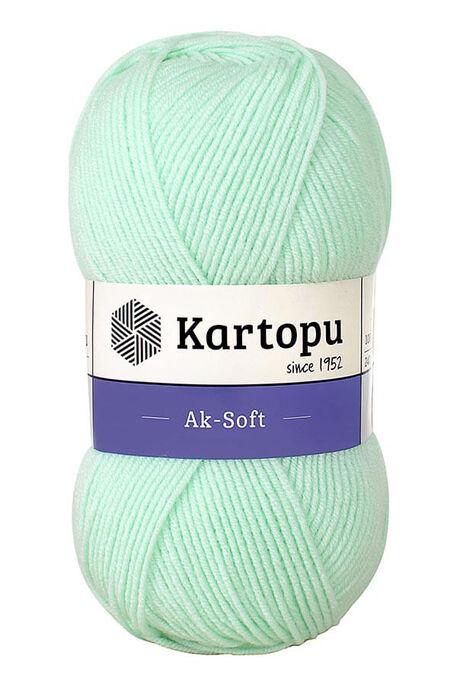 KARTOPU - KARTOPU AK-SOFT K563 Açık Yeşil
