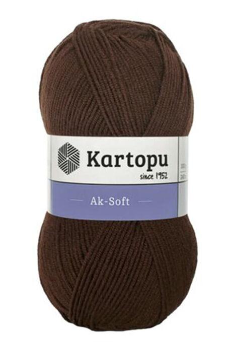 KARTOPU - KARTOPU AK-SOFT K890 Koyu Kahve