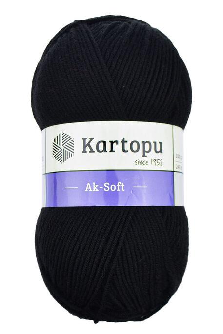 KARTOPU - KARTOPU AK-SOFT K940 Siyah