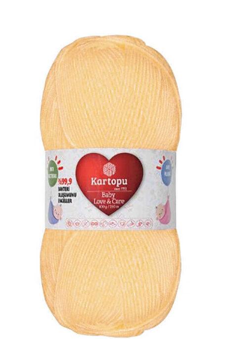 KARTOPU - KARTOPU BABY LOVE&CARE K275 Hardal Esintisi