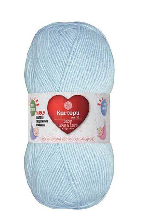 KARTOPU - KARTOPU BABY LOVE&CARE K567 Mavi