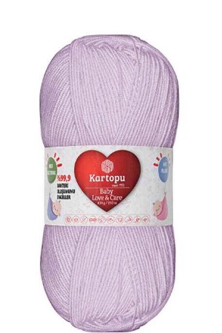 KARTOPU - KARTOPU BABY LOVE&CARE K706 Lila