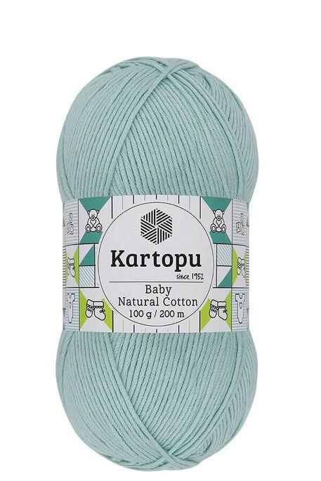 KARTOPU - KARTOPU BABY NATURAL COTTON K547 Mint
