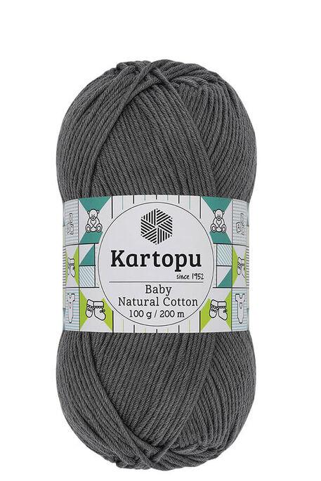 KARTOPU - KARTOPU BABY NATURAL COTTON K932 Füme