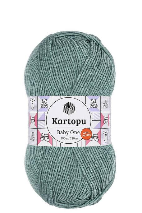 KARTOPU - KARTOPU BABY ONE K493 Azur