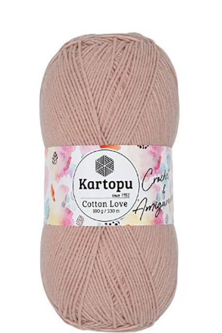 KARTOPU - KARTOPU COTTON LOVE K234 Pudra
