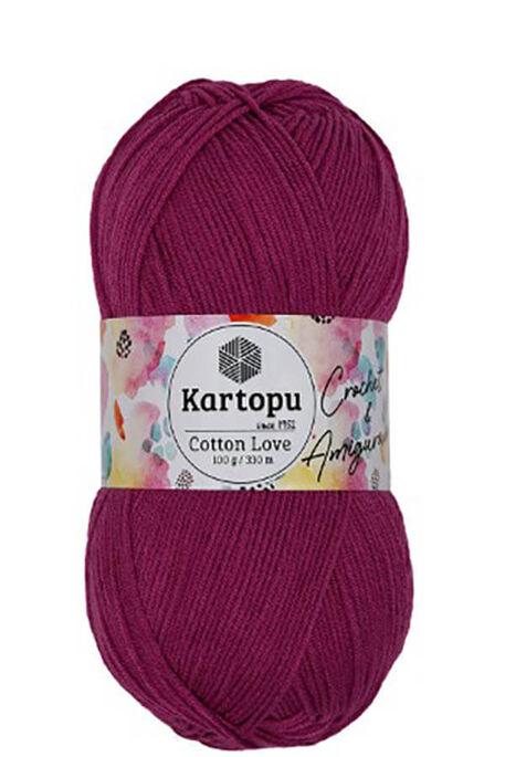 KARTOPU - KARTOPU COTTON LOVE K730 Çöl Gülü