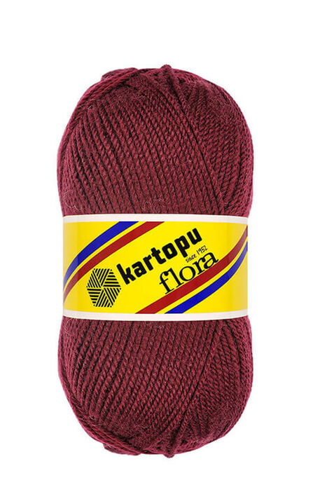 KARTOPU - KARTOPU FLORA K110 Bordo