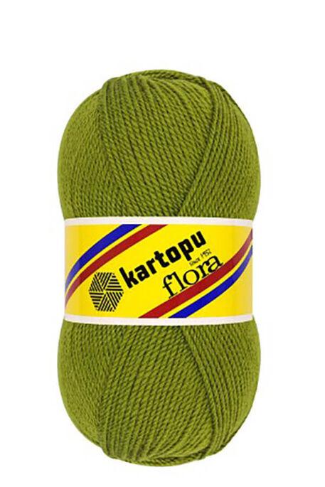 KARTOPU - KARTOPU FLORA K357 Kına Yeşili