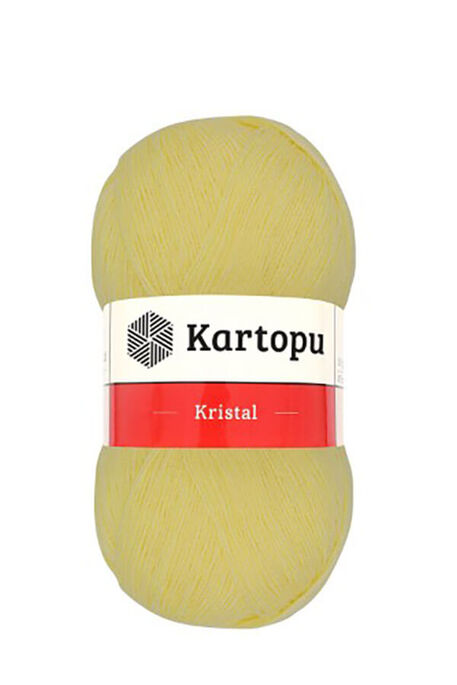 KARTOPU - KARTOPU KRİSTAL K1331 Açık Sarı